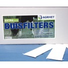 BUISFILTERS EXTRA 400X58MM. 100ST.