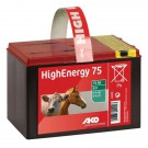 AKO High Energy Saline batterij 9 V, 75 Ah